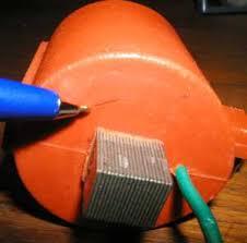 magneto coils