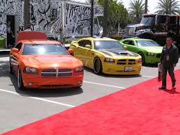 customized dodge chargers