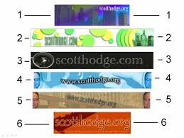 banners for blog