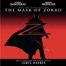 mask of zorro soundtrack