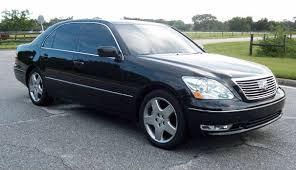 2005 lexus 430