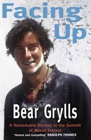 bear grylls facing up