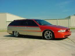custom wagons