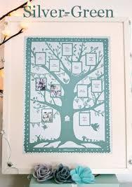 silver family tree