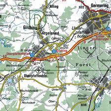 schloss neuschwanstein map
