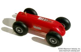 fastest pinewood derby