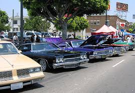 low riders car show