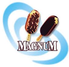 magnum ice creams