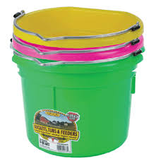 horse water buckets
