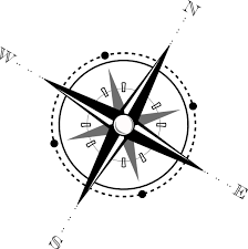 free compass clipart
