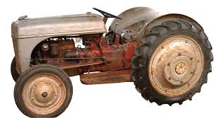 9n ford tractors