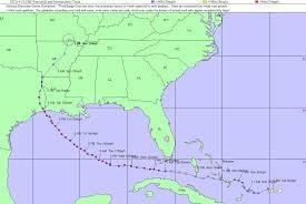 hurricane rita tracking
