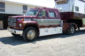 ford f8000