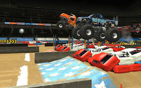 monster jam the game