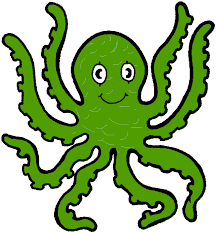 octopus for kids