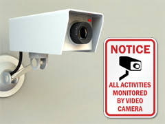 camera signs
