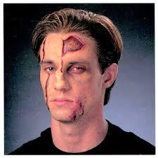 makeup scars