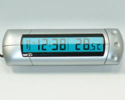 car digital clocks