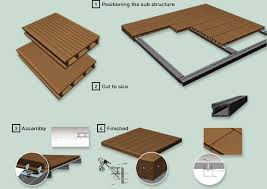 decking construction