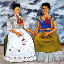 kahlo the two fridas