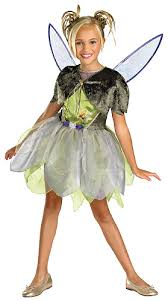 kids tinkerbell costumes