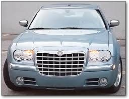 chrysler 300c awd