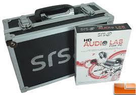 audio lab speakers