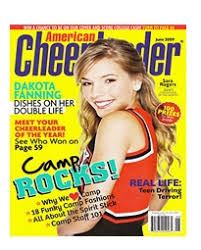 cheerleading magazines