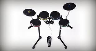 ion drum set rock band