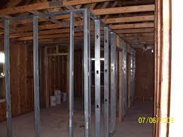 metal wall studs