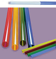 fluorescent lamp covers