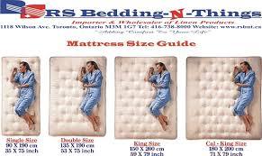 mattress sized