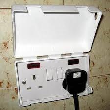 double plug sockets