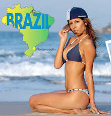 girls in brazil