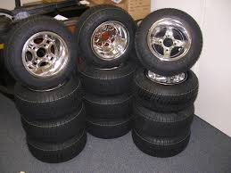 golf car wheels