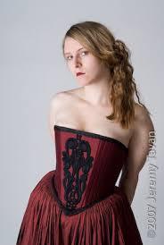 corsets renaissance