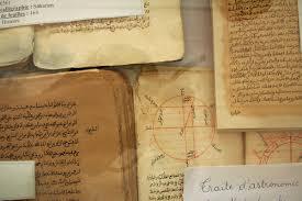 manuscript arabic