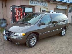chrysler town and country 1999