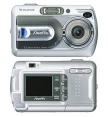 fuji film finepix a330