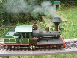 live steam shay
