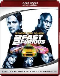 fast furious hd dvd