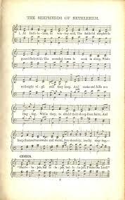 hallelujah sheet music