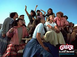 grease movie clothing