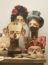 masks faces