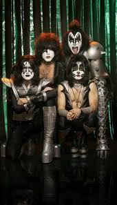 rock band kiss photos