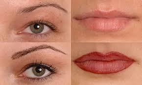 permanent makeup pics