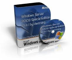 cd windows server 2003