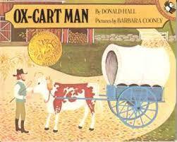 oxcart man