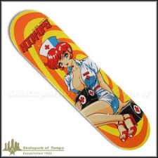 hook ups skateboard deck