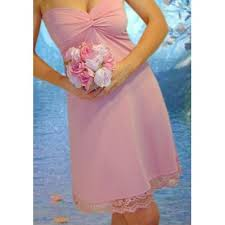 evening bridesmaid dress